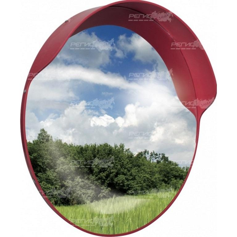 Дорожное сферическое зеркало 600 800 1000 мм