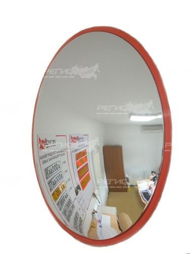 Внешний вид зеркала для помещений диаметром 460, 600, 800 мм